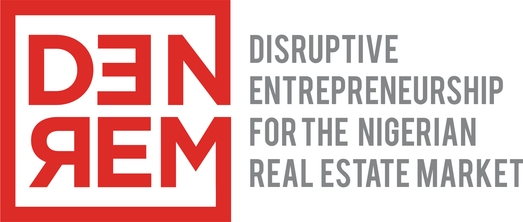 Disruptive Entrepreneurship For The Nigerian Real Estate Market